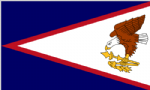 American Samoa Large Country Flag - 3' x 2'.